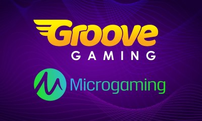 GrooveGaming Signs Deal with Microgaming