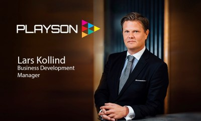 Exclusive interview with Lars Kollind, Business Development Manager at Playson