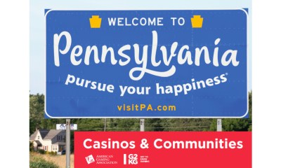 State of Pennsylvania Reaping Social, Economic Benefits of Casino Gaming, New Report Finds