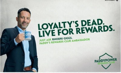 ASA Bans Paddy Power Advert Featuring Rhodri Giggs