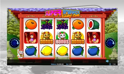 Realistic Games launches Super Graphics Lucky Cats