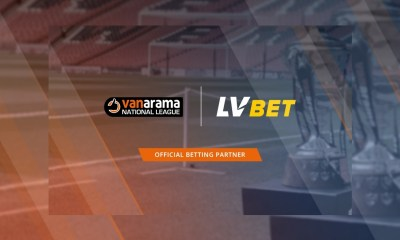 LV BET becomes Official Betting Partner of the Vanarama National League