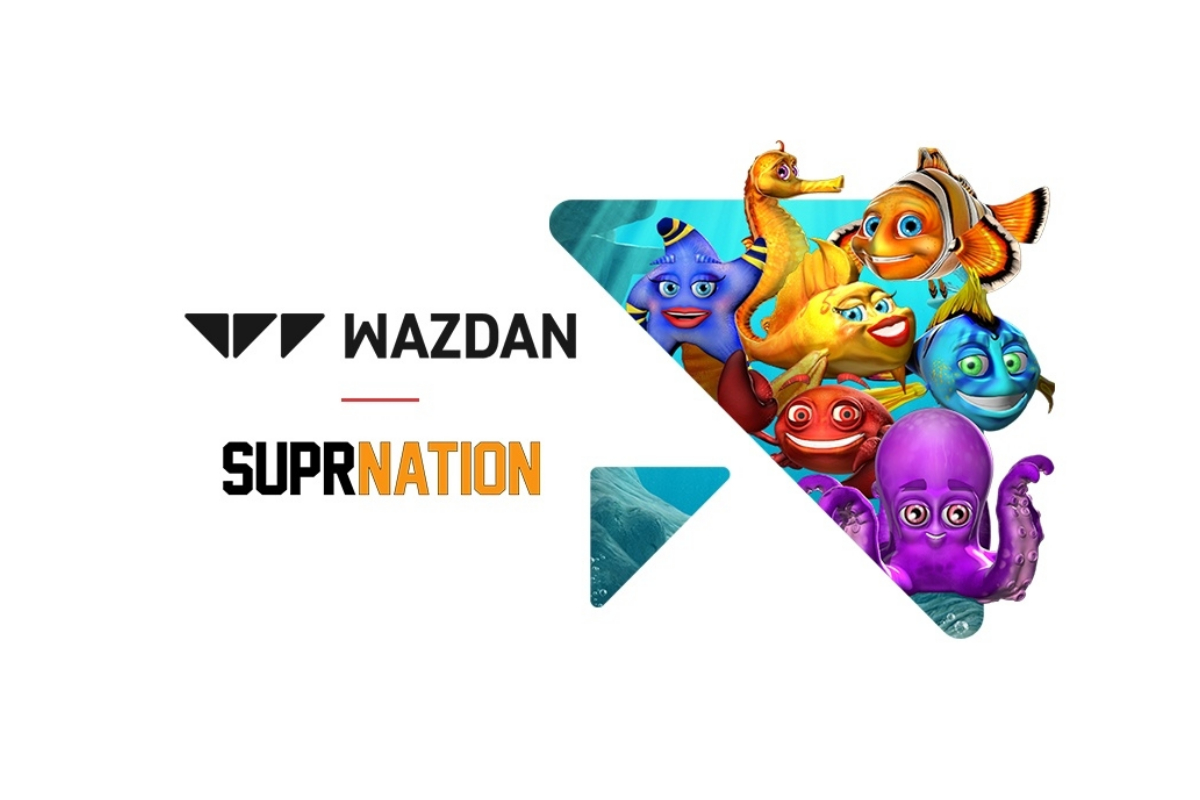 Wazdan partners with SuprNation expanding their games to three new brands across Europe