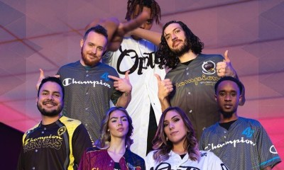 Champion Partners with Foot Locker to Host eSports Fans Live NYC Tournament