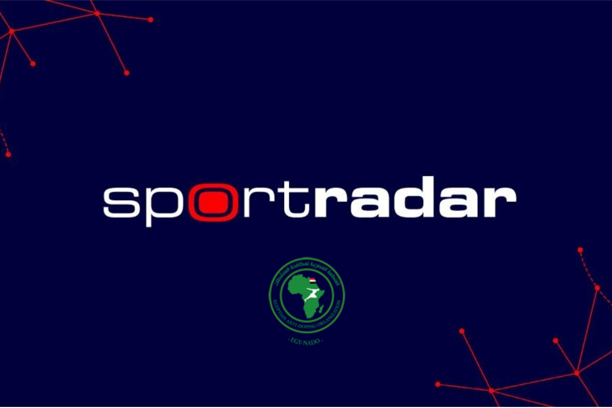 Egyptian Anti-Doping Organization and Sportradar Announce Official Partnership