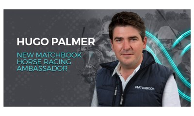 Matchbook Betting Exchange recruits trainer Hugo Palmer