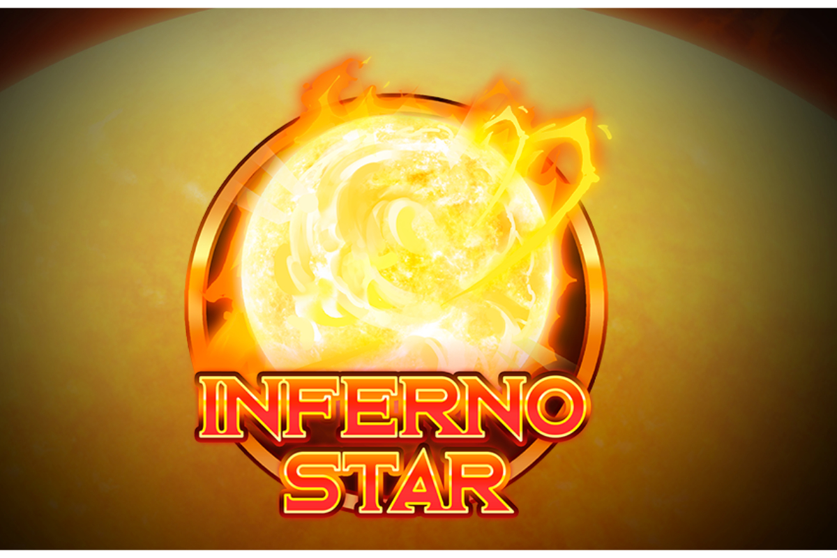 Play'n GO Brighten the Market with new Slot Inferno Star
