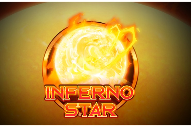 Play'n GO  with new Slot Inferno Star