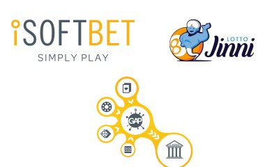 iSoftBet pens Jinni Lotto casino content deal