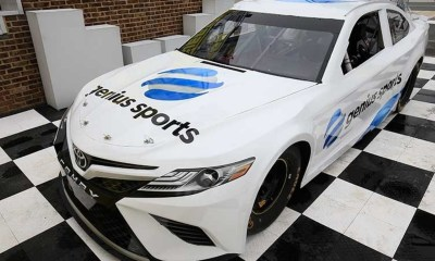 NASCAR, Genius Sports Form Landmark Exclusive Betting Data Partnership