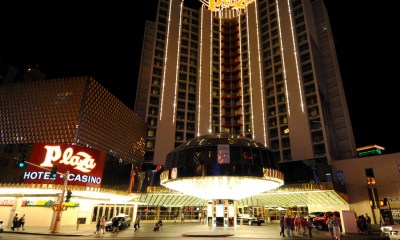 Las Vegas Lights soccer shoot out game debuts at Plaza Hotel & Casino