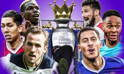 Confirmed and non-confirmed predictions for 2018-19 Premier League betting odds and records
