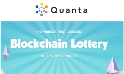 The Premier Blockchain Lottery Operator Sets Itself To Be the Leading Game Aggregator for Blockchain Games