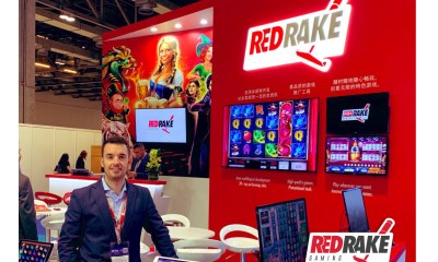 Huge success for Red Rake Gaming after attending G2E Asia