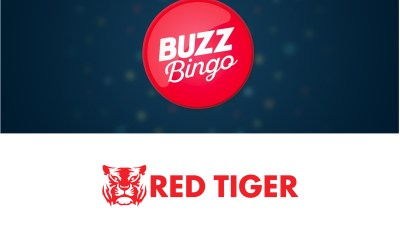 Red Tiger live with Buzz Bingo