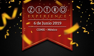The Countdown To Opening Of The Great Show Of Zitro Experience Mexico 2019 Has Started