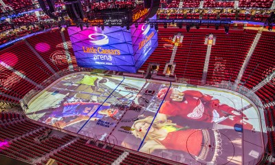 Little Caesars Arena Achieves LEED Silver Certification