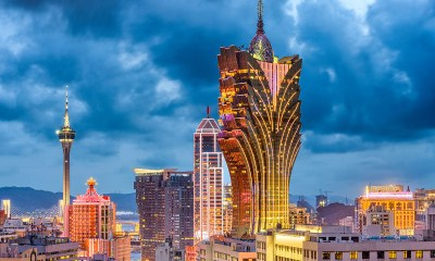 Casino Revenue of Macau Increases in May