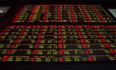 New Jersey Sportsbooks Generate Nearly $3 Billion in Bets