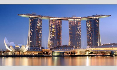 Marina Bay Sands Seeks $8 Billion Loan for Casino Expansion in Singapore