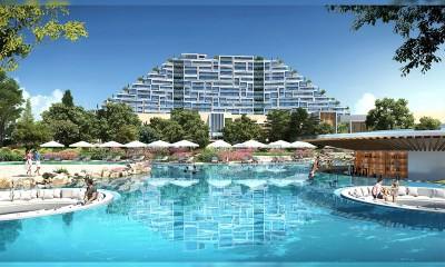 Melco to acquire 75 pct equity interest in Cyprus' City of Dreams Mediterranean project