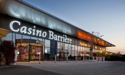 Barrière Installs Novomatic Products in Three Swiss Casinos