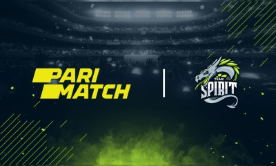 Parimatch Partners With Team Spirit