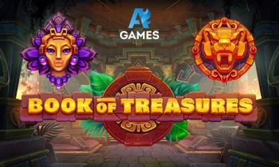 Book of Treasures -AGames