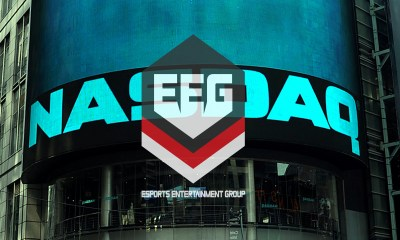 Esports Entertainment Group Announces Application to List on NASDAQ