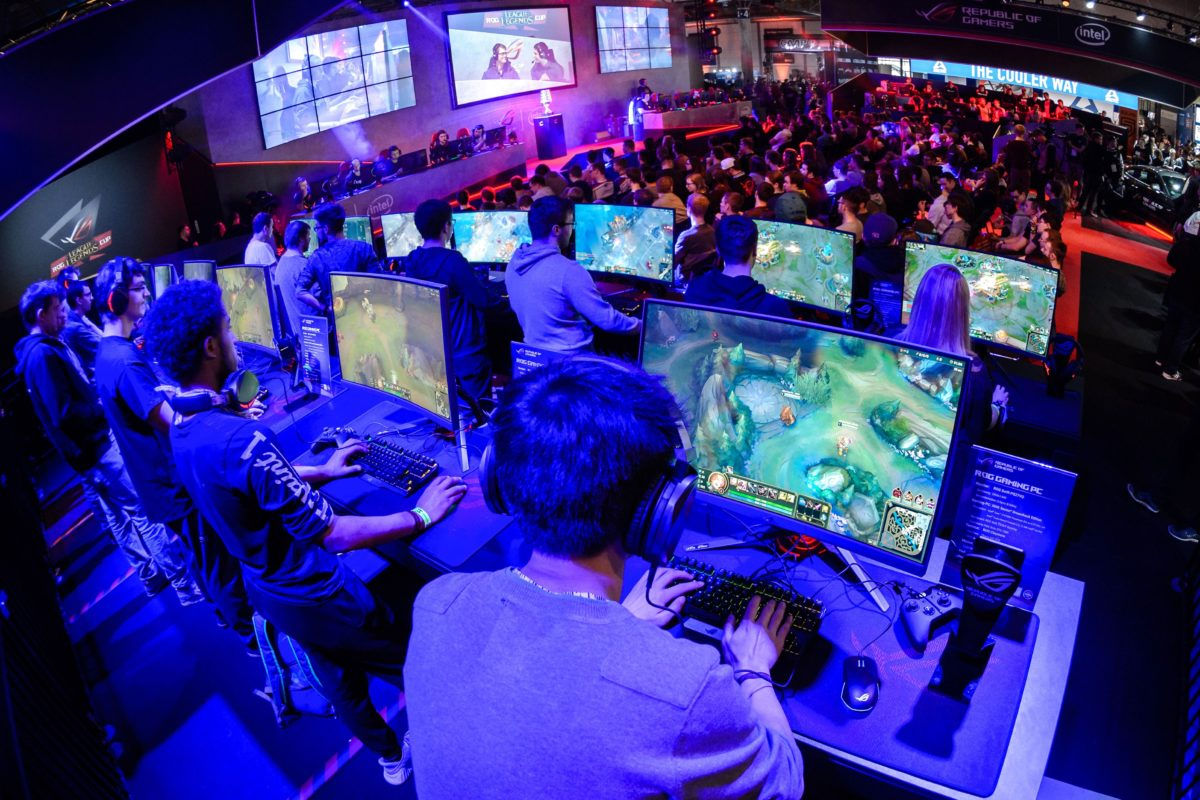 Legends Teams With Ingame Esports And Simplynew To Launch The Esports Entry Advisory