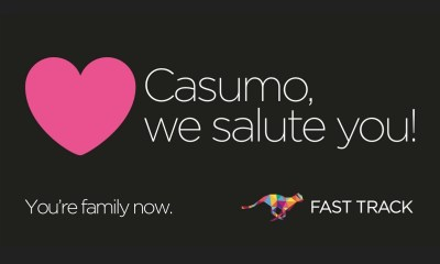 Casumo Partners with FAST TRACK
