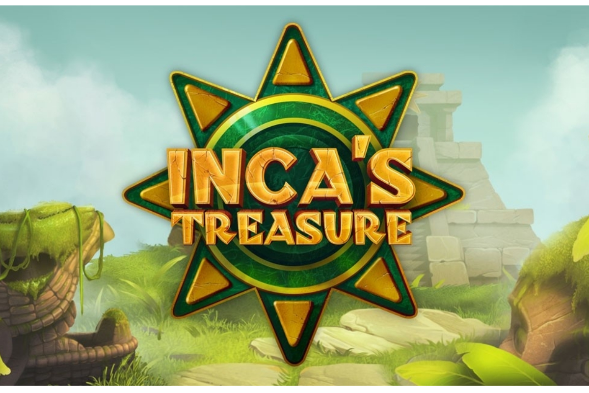Conquer the riches of the Lost City in Tom Horn's new slot Inca's Treasure