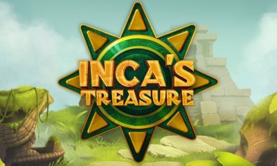 Tom Horn's new slot Inca's Treasure