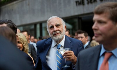 Carl Icahn's Statement Regarding Caesars and Eldorado Merger
