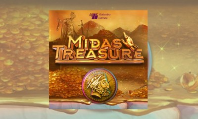 Kalamba Games' Midas Treasure