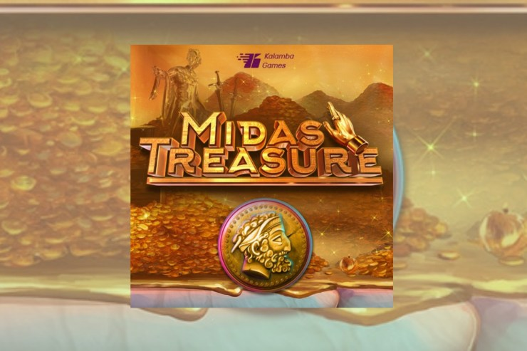 Kalamba Games' Midas Treasure
