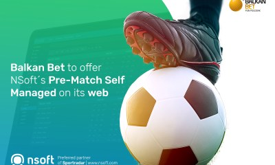 NSoft´s Pre-Match Self Managed on Balkan Bet's web