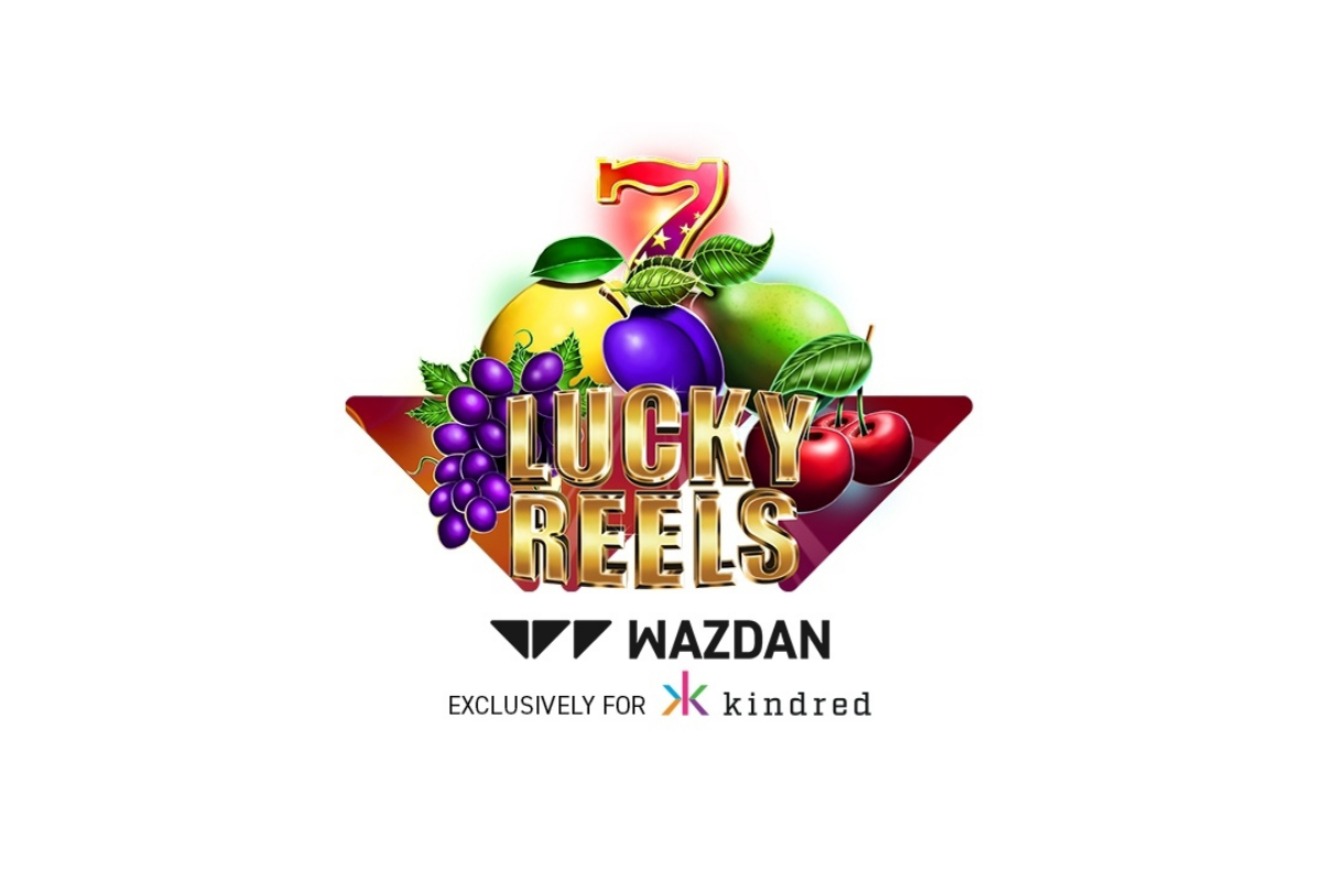 Wazdan launches Lucky Reels exclusively through Kindred Group operators