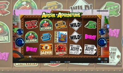 Realistic Games - Aussie Adventure