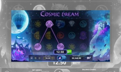Reach for the stars with BF Games' Cosmic Dream™