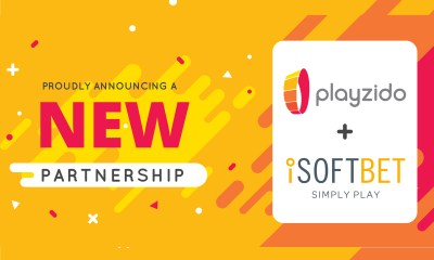 iSoftBet welcomes Playzido to GAP platform