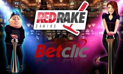 Betclic launch the full Red Rake Gaming's portfolio