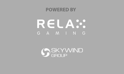 Relax Gaming Expands Powered By Partnership with Skywind Group
