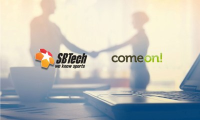 SBTech signs major multi-year sportsbook extension with ComeOn
