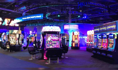 Aristocrat's All-new EDGE X™ Cabinet Now Appearing in USA Casinos