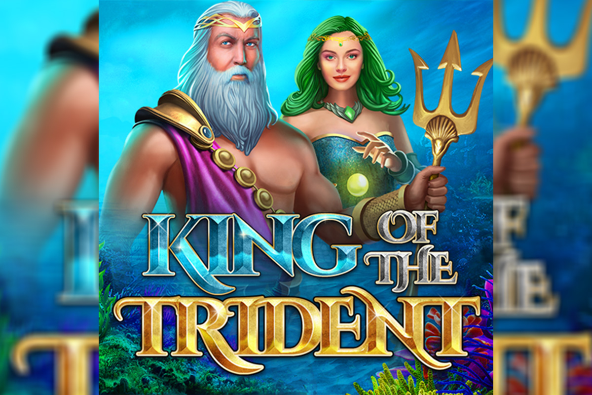 "Pariplay Launches ""King of the Trident"" Online Slot"