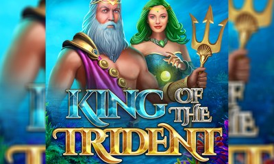 "Pariplay ""King of the Trident"" Online Slot"
