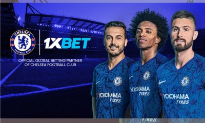 Chelsea Partners Up With 1xBet
