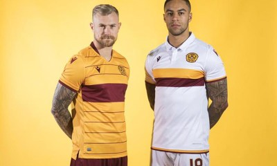 "Motherwell Joins ""Save Our Shirt"" Campaign of Paddy Power"
