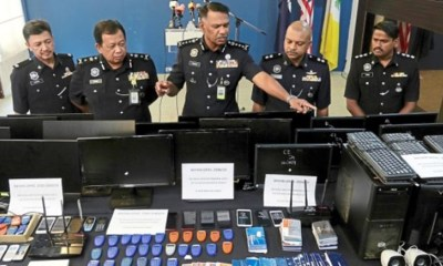 Vietnam Police Bust Online Gambling Ring